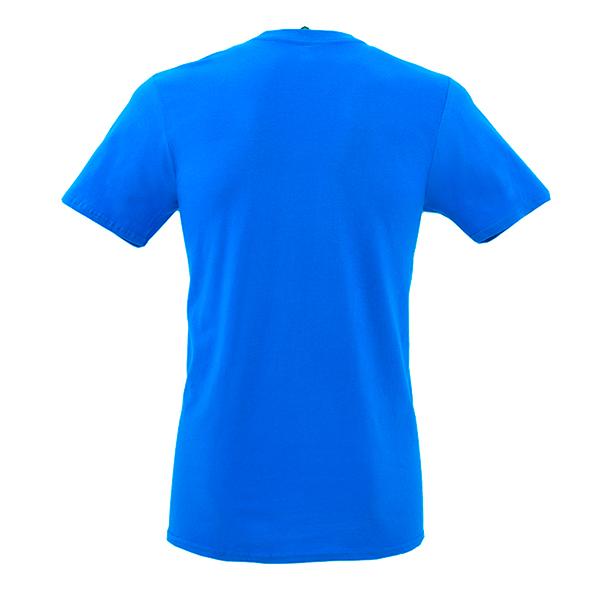 Back Mockup Piutre della T-shirt Linea Gol