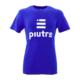 Front Mockup Piutre della T-shirt Gol