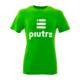 Maglietta Piutre Fantacalcio linea gol verde
