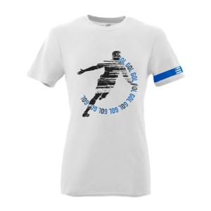 Front Mockup Piutre della T-shirt bomber Esultanza