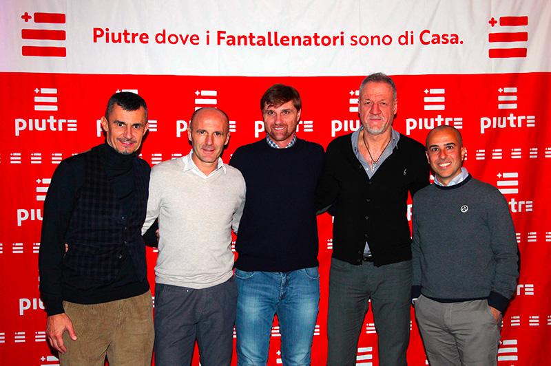 Tshirt Piutre, Gigi Apolloni, Luca Mondini, Piutre night, evento Parma, Golf Club Parma