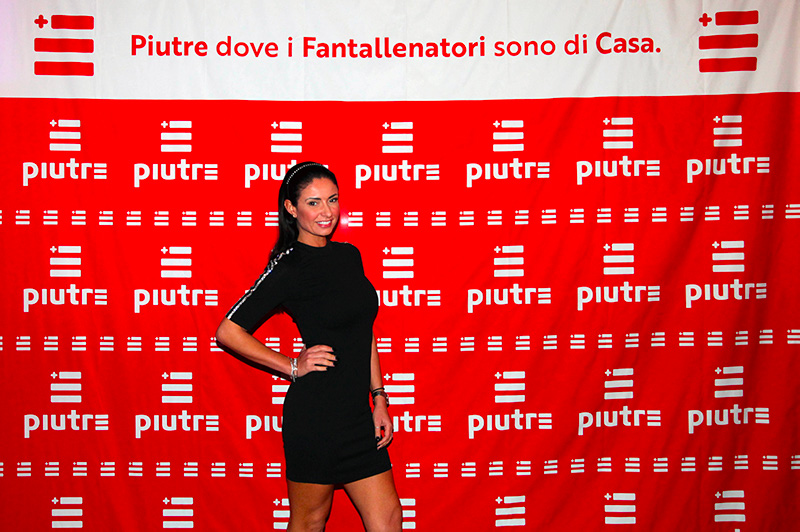 Tshirt Piutre, Monica Bertini, Piutre night, evento Parma, Golf Club Parma