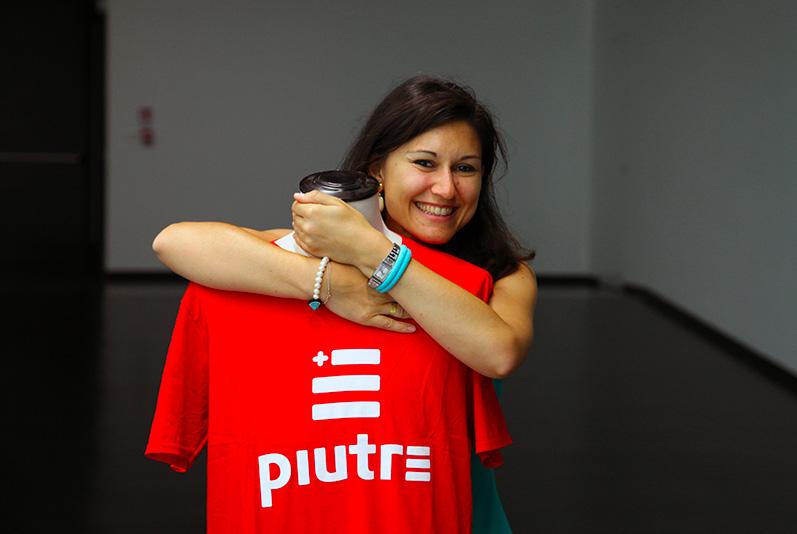 T-shirt Piutre, evento Parma, la cultura si fa sport, sponsor,