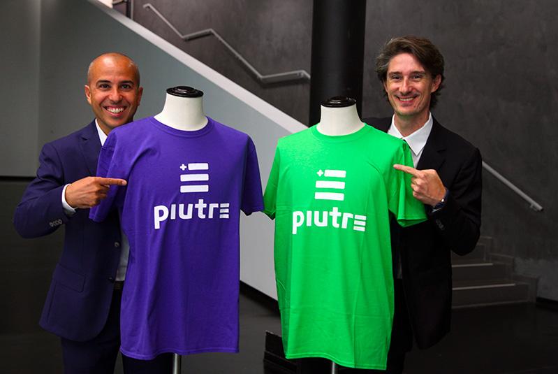 Magliette Piutre, evento Parma, Pietro Razzini e Andrea Fiore, la cultura si fa sport, sponsor,