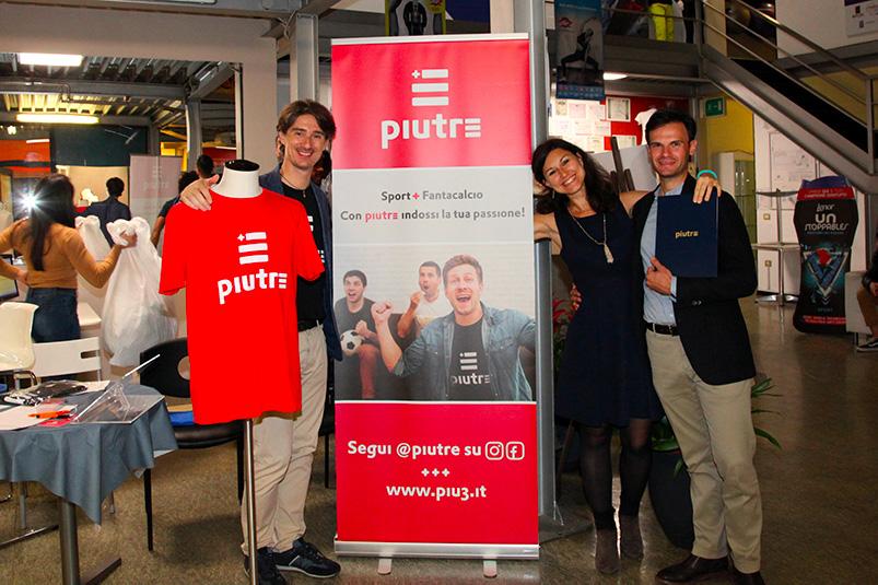 T-shirt Piutre, evento Parma, PalaSprint, sponsor, palestra abbigliamento